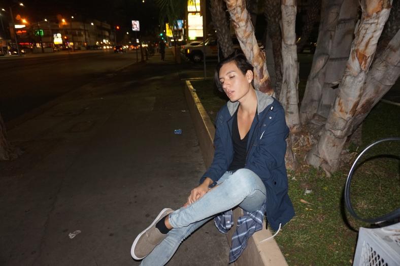 Street Pose